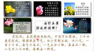 【节气课程】24节气之诗配画