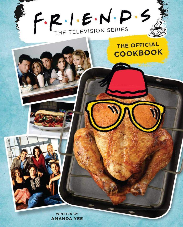 《老友記》推出官方烹飪書,9月上架