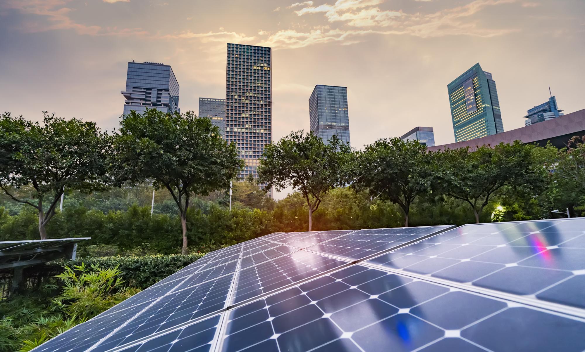 由于新冠期间的隔离,全球的太阳能板效率更高了
