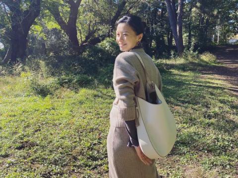 怀孕中的荣仓奈奈公开新的私服照片