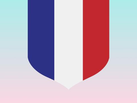 那些巴黎式傲娇和细节:巴黎人VS其它地区眼中的法国地图