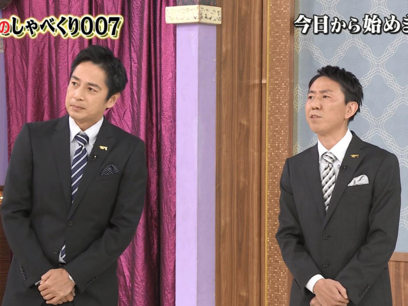 日本网友超开心:德井义实正式回归《闲聊007》!