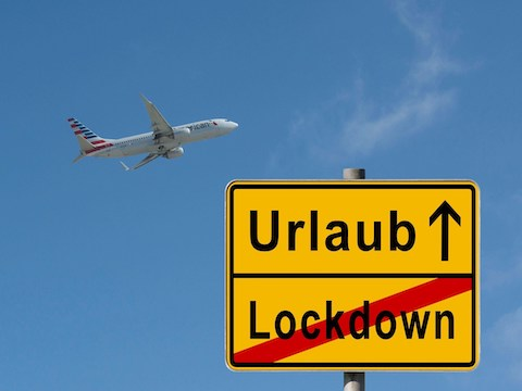 德国人未来两年的旅游计划!被他们的乐观打败...