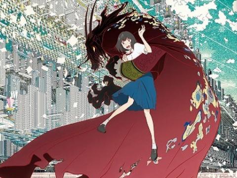 细田守《龙和雀斑公主》16日公开,虚拟世界版《美女与野兽》