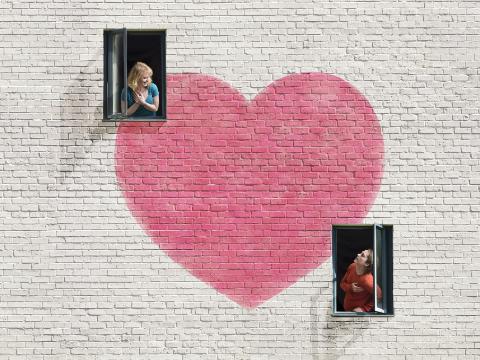 有声双语美文:你的生活也可以满满全是爱