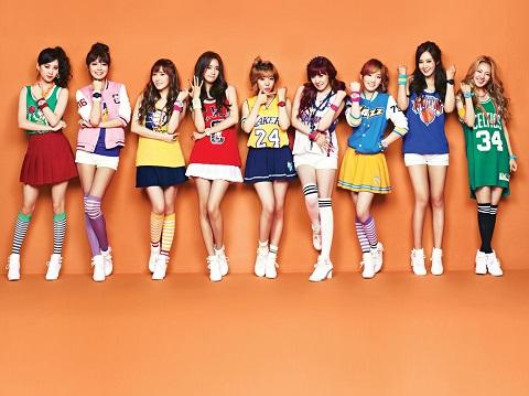 迎来出道十周年的韩国明星们