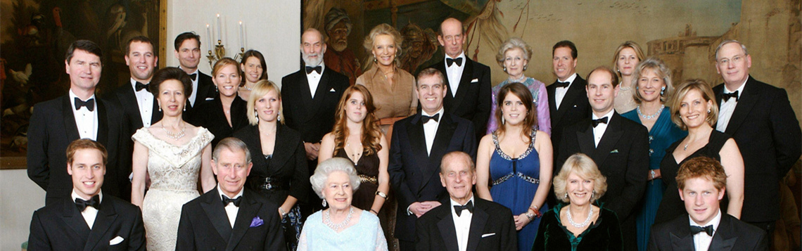 英国王室那些事儿