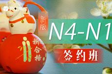 N4-N1名师签约班