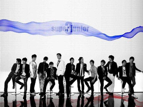 Super Junior变为7人组,将于11月回归