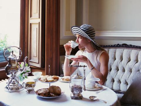 Quora精选:英国人真的还喝下午茶吗?