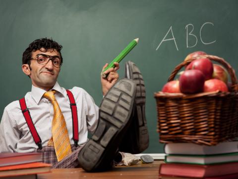 Quora精选:讲讲你见过最差劲的老师
