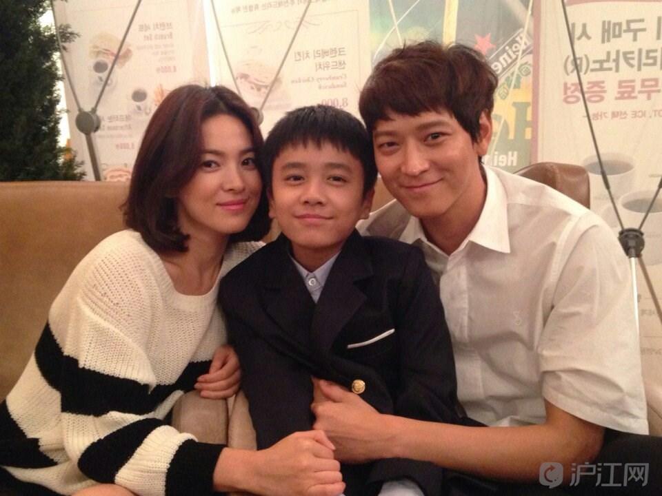 第一次挑战父母亲角色的韩国演员们