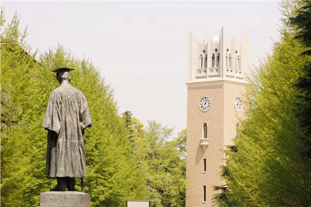 2019年最新QS日本大学排名