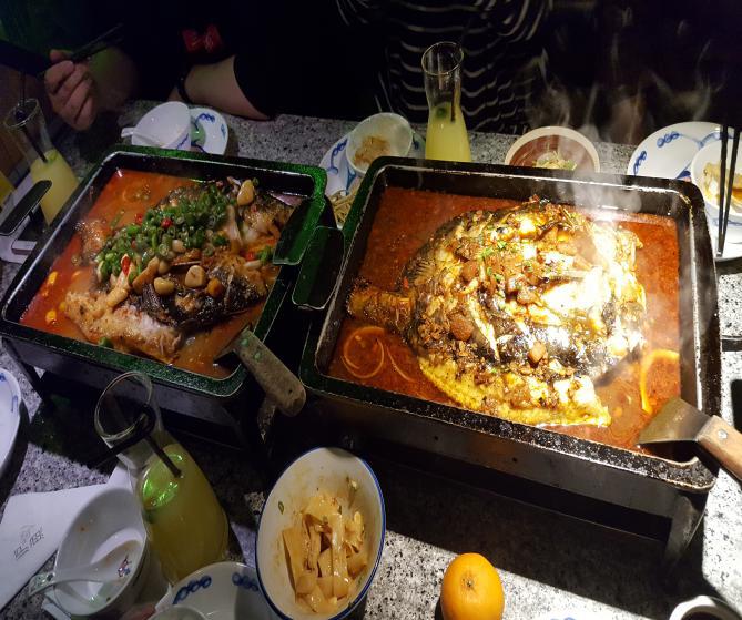 韩国人是怎么点评中国鲜鱼料理的?