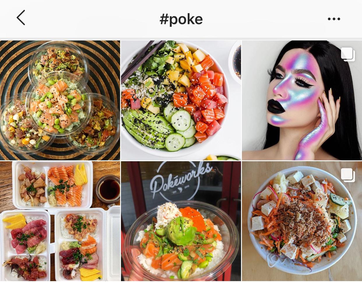 今年最流行的�yaY�_2018年西班牙人在Instagram上分享最多的美食是什么?_沪江西语学网