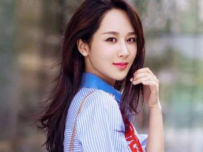 中国人气明星杨紫在韩国也是人气王
