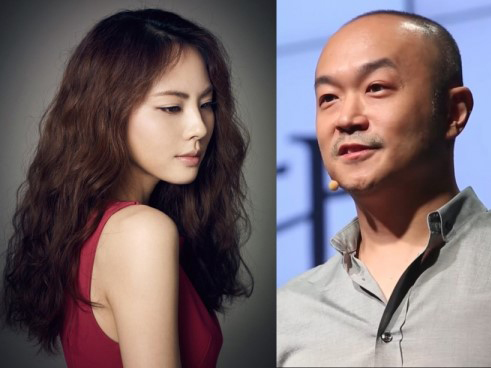 歌手朴智允和赵秀勇代表,3月末秘密结婚