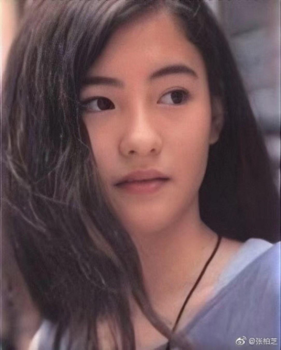 张柏芝公开12岁照片!看韩网友如何吹彩虹屁?