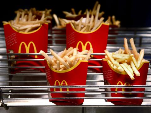 一词日历:这个心理学花招让美国年轻人戒掉垃圾食品