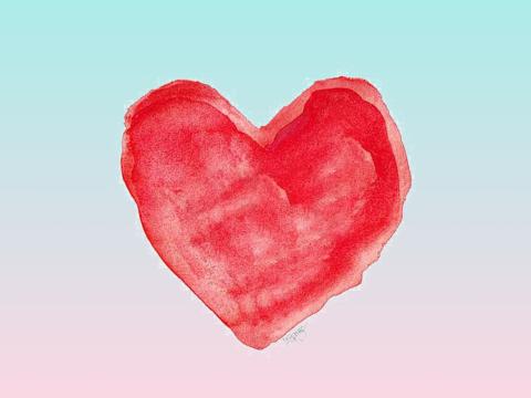浪漫520:十二句优美法语情话(中法对照)