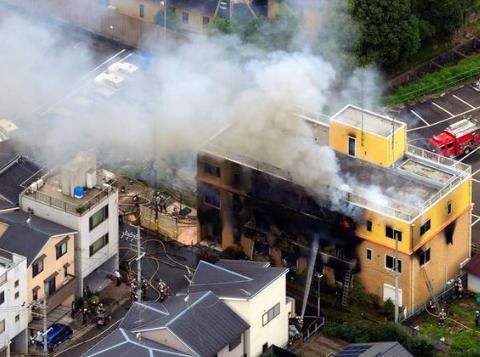 京都动画发布官方声明:尽全力为死伤者家属提供帮助并谢绝采访