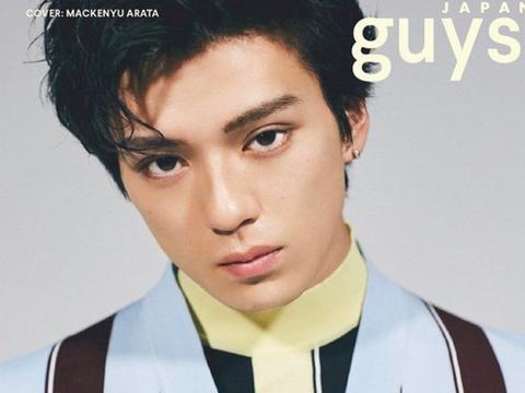 日网评选:长相过分美丽的日本男演员TOP10