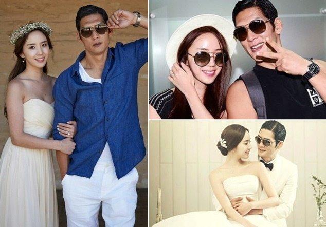 与明星坠入爱河的乘韩国素人美貌惊人