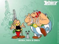 法国最成功的漫画 Astérix et Obélix