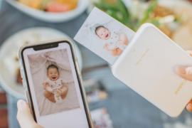 佳能瞬彩为宝宝照片打印带来不一样的体验