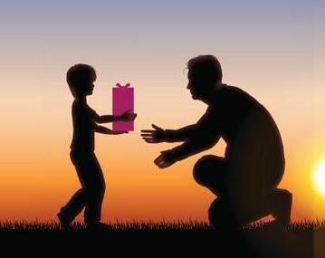 """【感恩父亲节】为""""超人""""爸爸赢取节日礼物!"""
