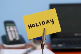 【放假通知】8天长假要来啦~快来看看网校的安排啦~