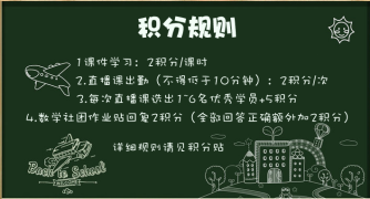【思维加油站直播作业贴】 第十期(3~6年级)