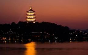 杭州夜景,另一种美