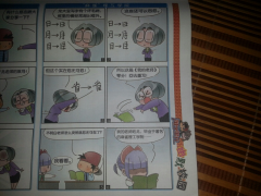 漫画3、4、5、