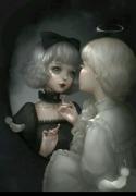 [文艺·插绘]黑暗萝莉系列