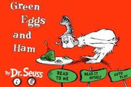 儿童绘本大师Dr.Seuss作品整理(含PDF+MP3下载)