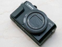 单反备机推荐:入手网红神器佳能G7X的使用感受