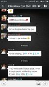 建了一个微信沙龙国际交流群,和外国友人一起飙沙龙国际~