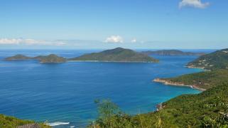 美景盛地——美属维尔京群岛