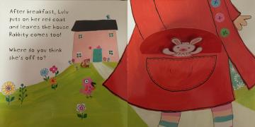 【糖豆妈绘本推荐】2-5岁小女孩爱疯了的原版绘本--LULU's Clothes
