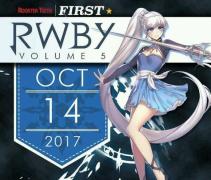 贼兴奋《RWBY》第五季开播时间确定!
