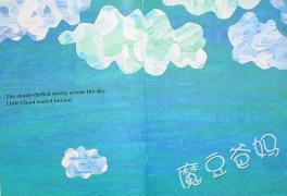【糖豆妈绘本推荐】卡尔爷爷系列启蒙绘本--Little Cloud小云朵儿