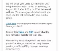 CFA协会咋又发邮件啦?