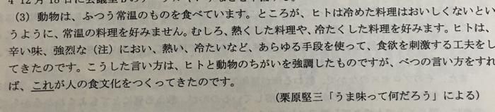 求大神翻译N2卷子文章